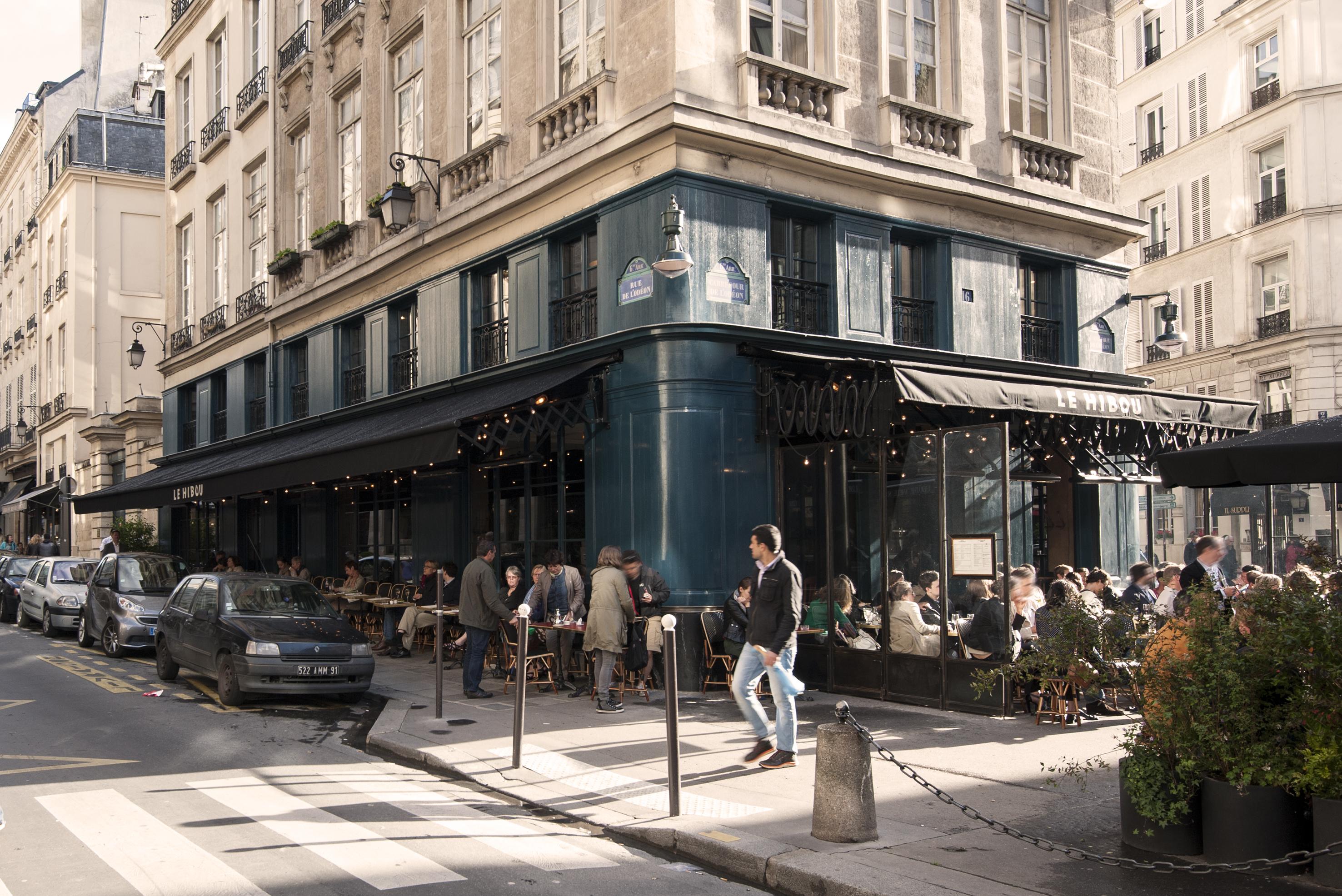 Restaurant Paris Odeon